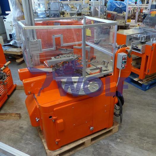 Gebraucht Stannioliermaschine RASCH RU-C.