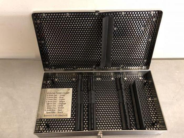 Used Case Sterilisation Ulralite Oto-Tool System Empty 235 x 130 x 35mm