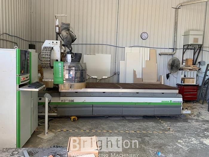 Used 2005 Biesse Rover B 4.40 FT CNC, Used CNC