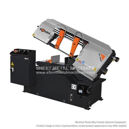 COSEN Semi-Automatic Horizontal Bandsaw SH-250R