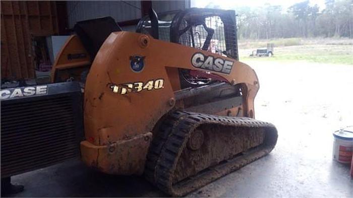 Used 2015 CASE TR340