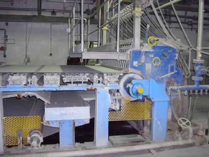 Used 2320mm Pama Machine for Tissue and MG Paper