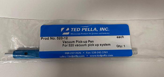 """Ted Pella,INC Vacuum Pick-up Pen, 9.2 x 127mm, barbed fitting for 1/8"""" I.D. hose"""