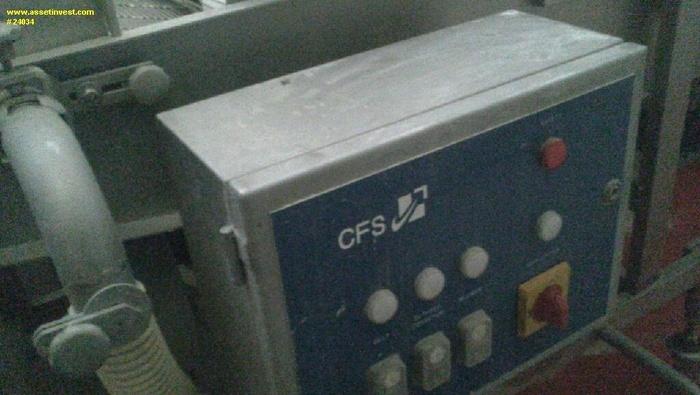 KOPPENS CFS Tempudipper TMD600 Meat Processing