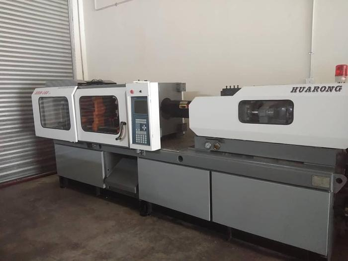 Used 2015 HUARONG HRN-160 PLASTIC INJECTION MOLDING MACHINE