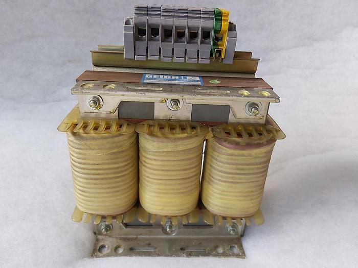 Gebraucht Trafo / DK Drossel, BV 041275 Getra, 400V,123A,4xUK, gebraucht