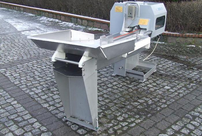 BAADER 66 - Maszyna do skórowania filetów śledzia