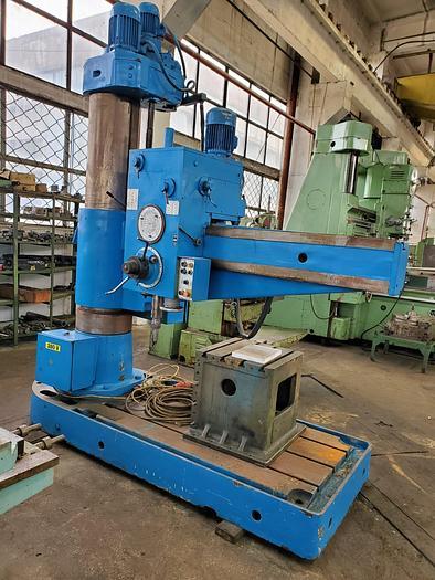 1985 Radial drilling machine model GR 616