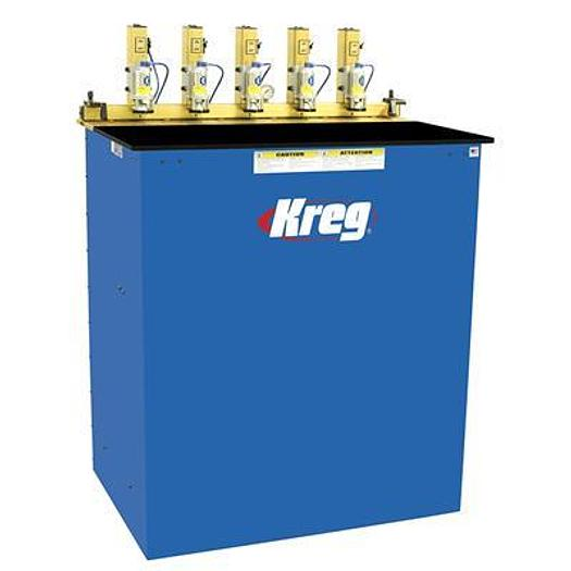 Kreg, Panel-Boring Pocket Hole-Machine