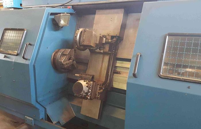 Usata Tornio CNC MANTEGAZZA FNC 56/34