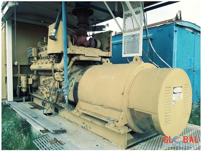 Used Item 0922 : Kato Engineering 800KW Generator