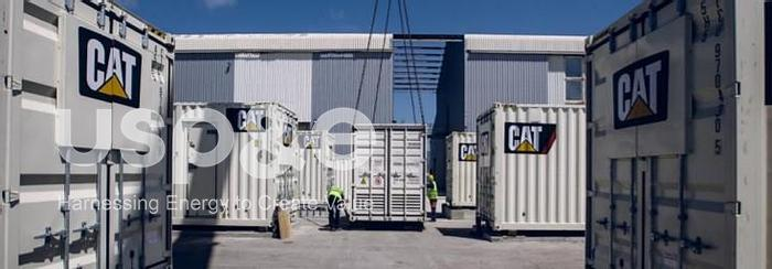 Used 1.6 MW 2014 Used Caterpillar 3516B XQ2000 Diesel Generator Sets
