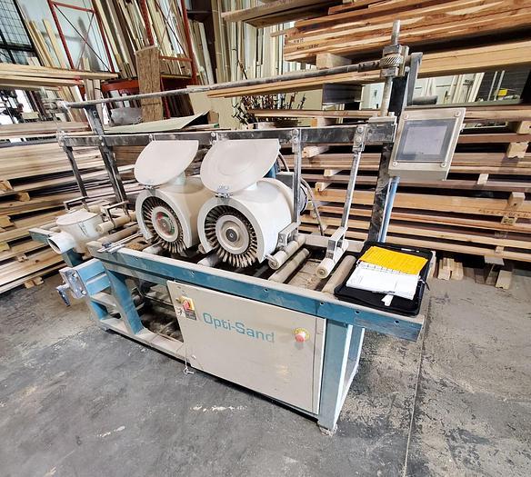 Used Opti-Sand L202 Moulding Sander