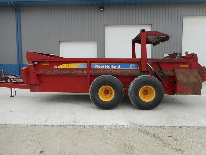 Used 2013 NEW HOLLAND 195