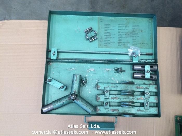 Wartsila Honing Tool Kit Type 32 - Incomplete