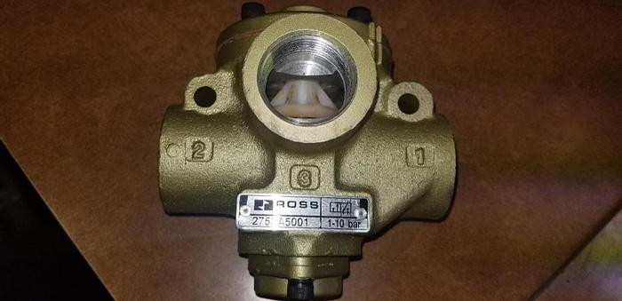 Used NEW SURPLUS ROSS POPPET VALVE 2753A5001