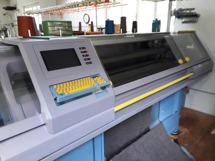 Gebraucht Flachstrickautomat STOLL  CMS 330.6 E05/127 cm
