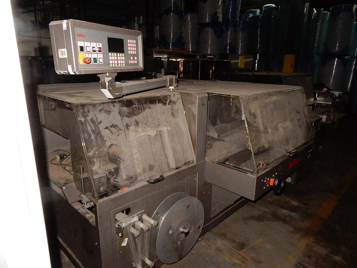 "Used 26"" KALLFASS PACKAGING MACHINE MODEL UNIVERSA 703 NT"