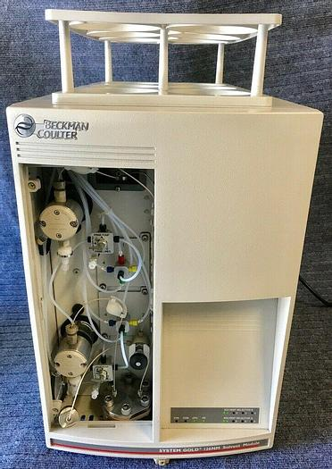 Used Beckman Coulter System Gold 126NM Solvent Module Mixer