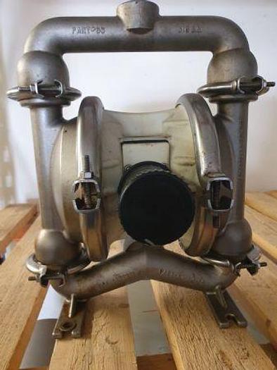Used Wilden Double Diaphragm Pump