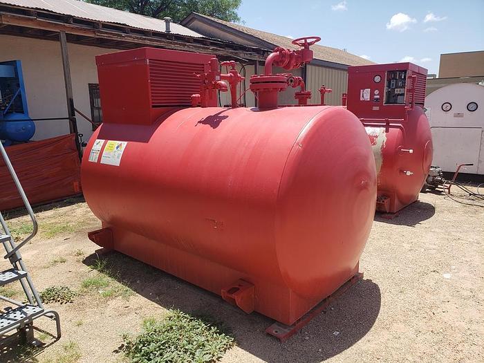 Used 4 ton Chemtron