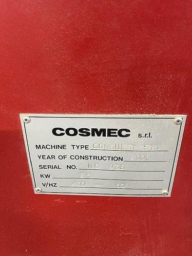Cosmec  Conquest 255 CNC Router