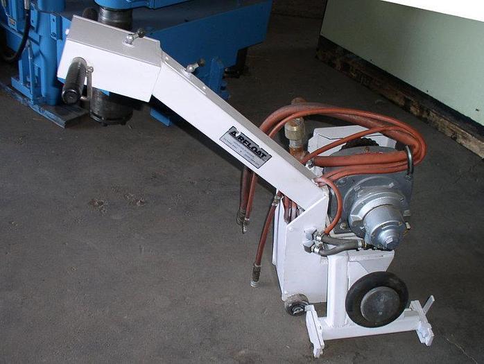Used Airfloat Power Tugger