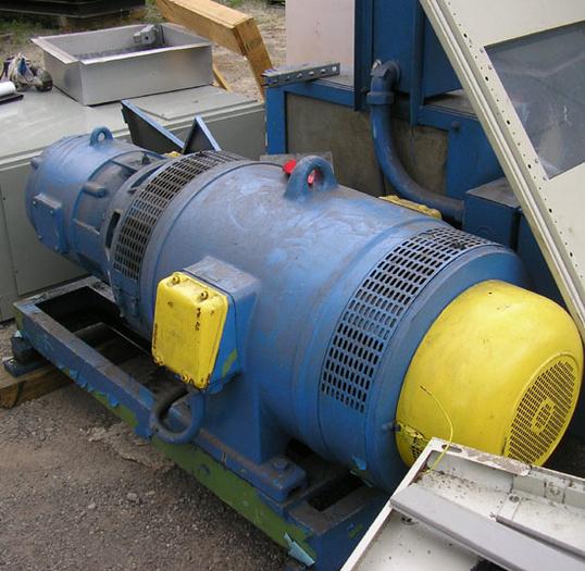 Landert-Motoren AG 52 KVA Motor Generator
