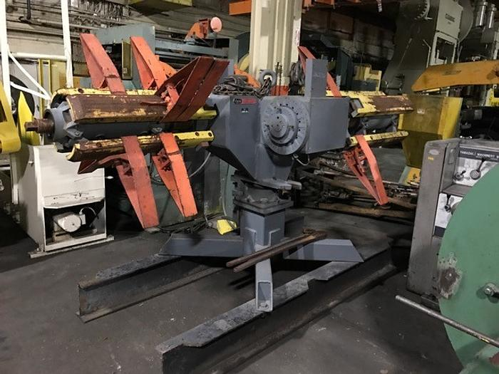 "24"" Egan Double End Uncoiler"