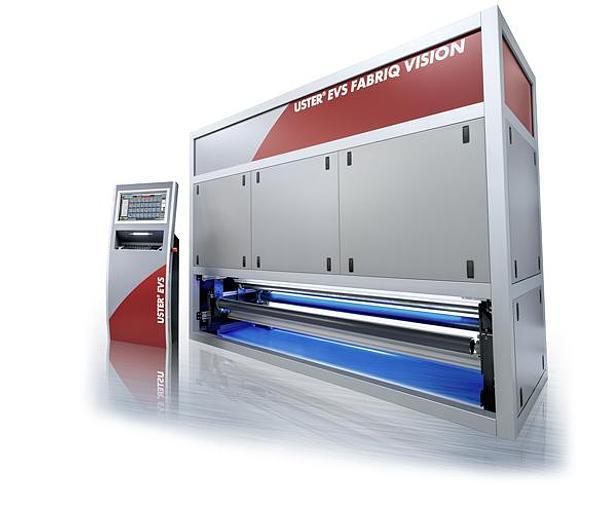 Uster Technologies EVS FABRIQ VISION