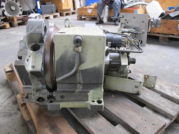 Werkzeugrevolver VDF Boehringer mit Schafthalter und VDI 40