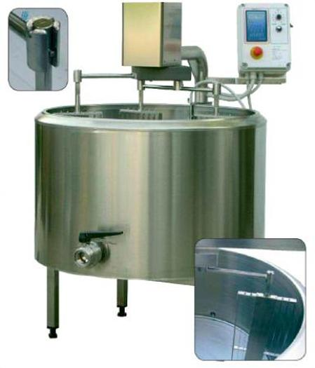 Cheese Kettle SKH 100 - 1200