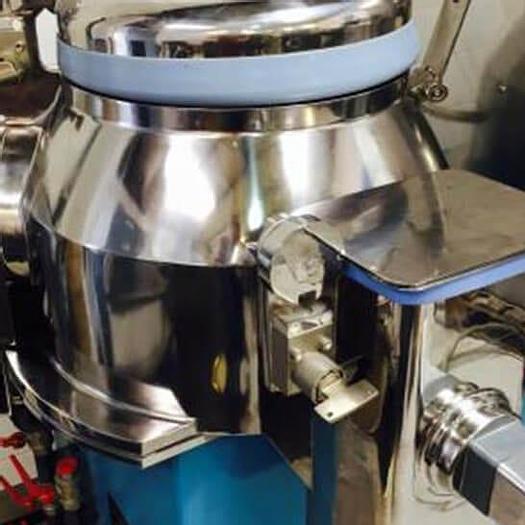 Used TK Fielder PMA 65 High Shear Mixer Granulator