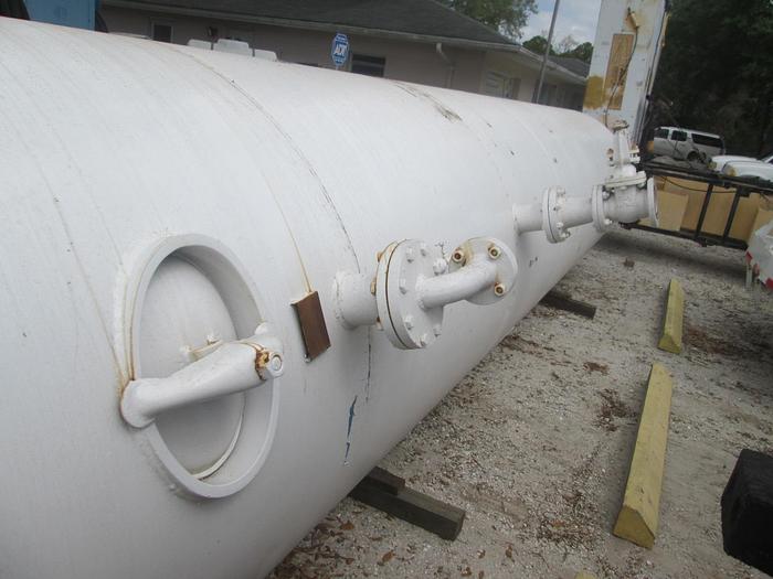 Used 4,000 Gallon Pressure Tank