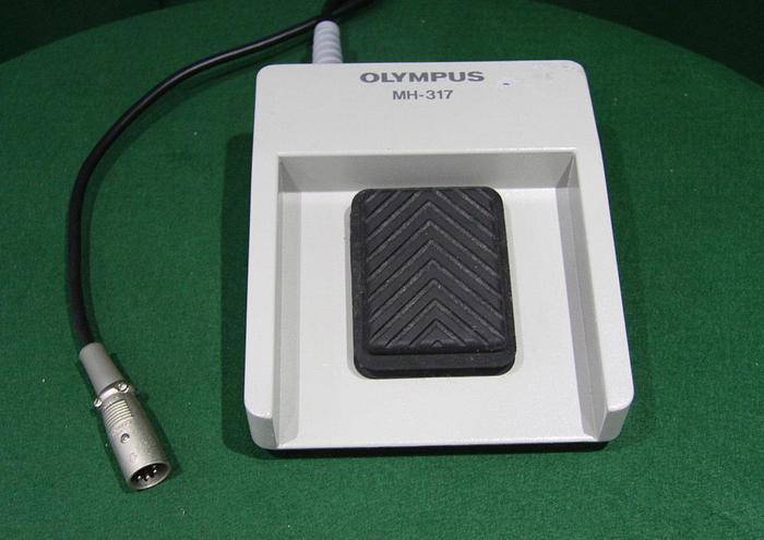 Gebraucht Olympus Steuerungs- Fußschalter MH-317 IPX8