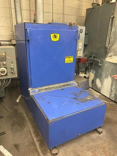 Used Axe Equipment Jet Spray Parts Washer #5986