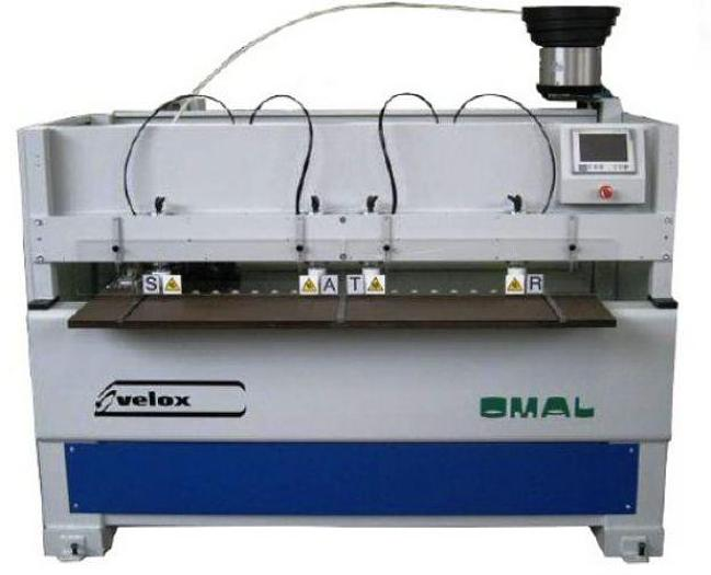 Used SCM Group Omal HBD-Velox CNC Drill and Dowel Insertion