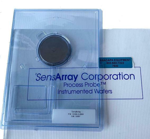 "Used SensArray, KLA Tencor 1530A-3-0060 3"" Process Probe Instrumented Wafer (7640) W"