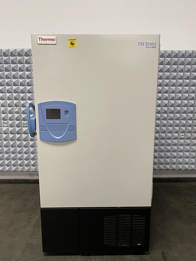 Used 2016 Thermo Scientific  TSX600D -86 ºC Ultra Low Laboratory Freezer 28.8 Cu Ft 230V