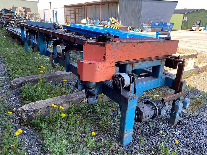 Used Roller conveyor for lumber