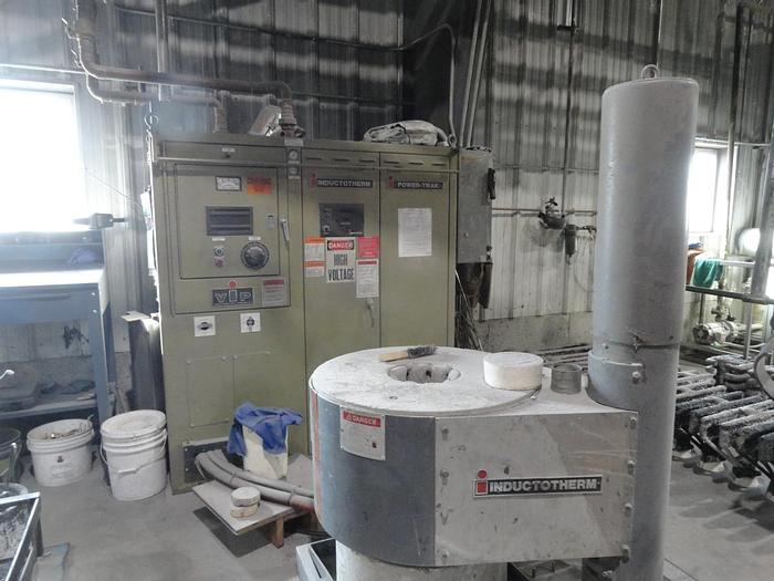 Used 2005 INDUCTOTHERM VIP POWER TRAK 100-30