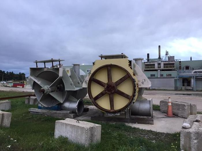 Used VOITH MODEL CMS40 CONTAMINEX S/S ODT/D 419