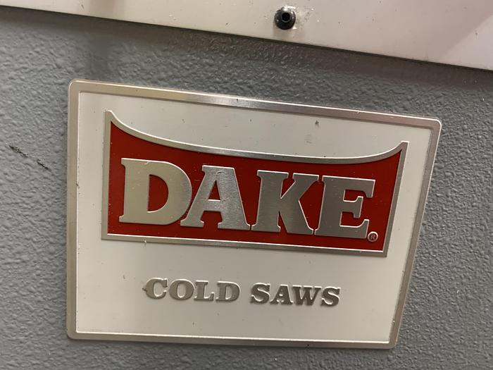 """DAKE Automatic Cold Saw Model OMP EUROMATIC 370 PPL 14.5"""""""