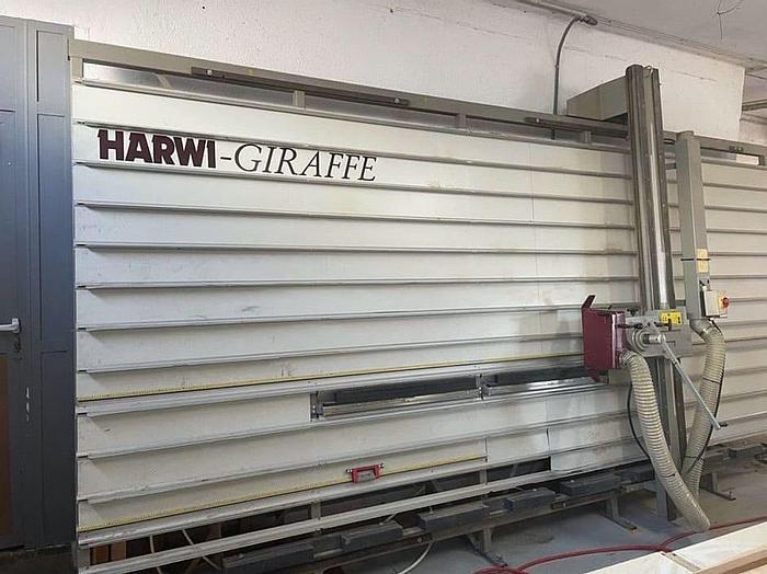 Used Harwi Giraffe - Vertical panel saw - 1997