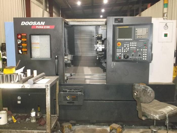 Used 2012 Doosan Puma 2100