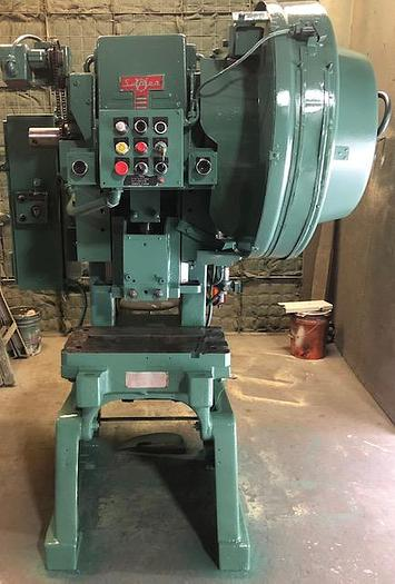 25 Ton, V&O, No. 25ST, OBI PUNCH PRESS