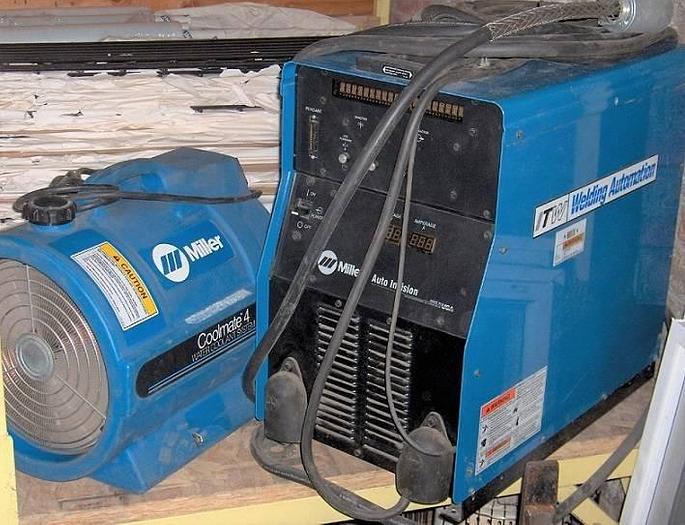 ABB Robotic Welder IRB 1400 M97A