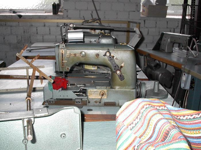 Gebraucht 1965 RIMOLDI  Kl. 64 1L 1 N Doppelekettenstich