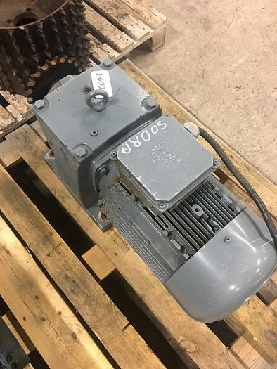 Used 11 kW, NORD, Electric motor with reducer