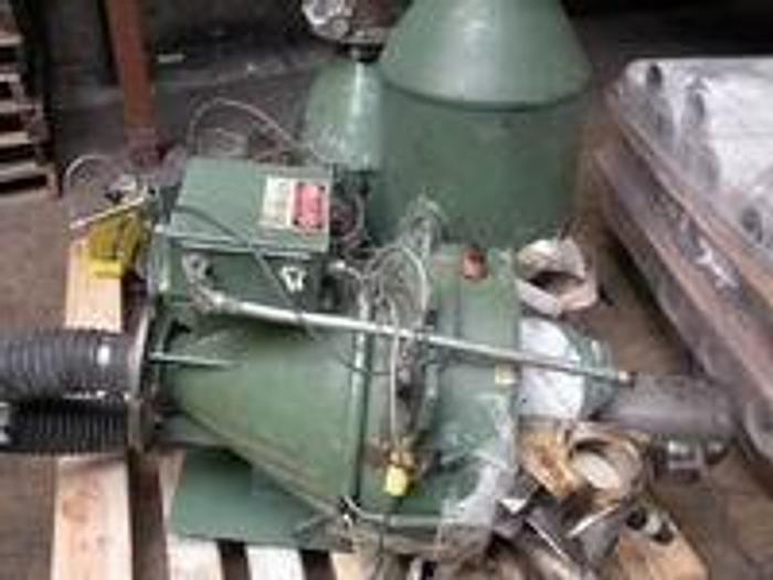 Used Process Control Blender